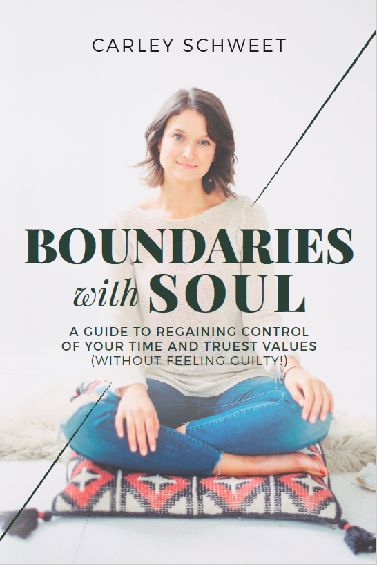 self care coach, author carley schweet_boundaries with soul
