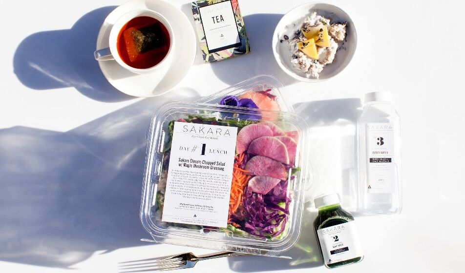 Sakara Food & Packaging