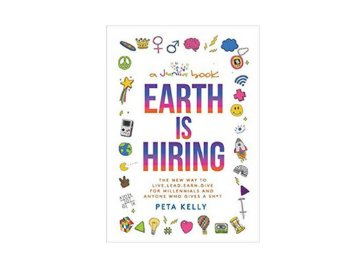 earth is hiring by peta kelly