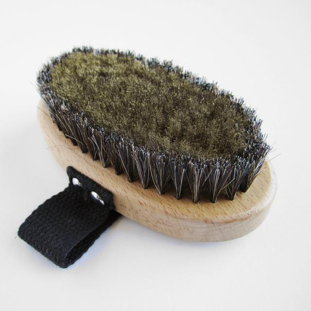dry brush benefits