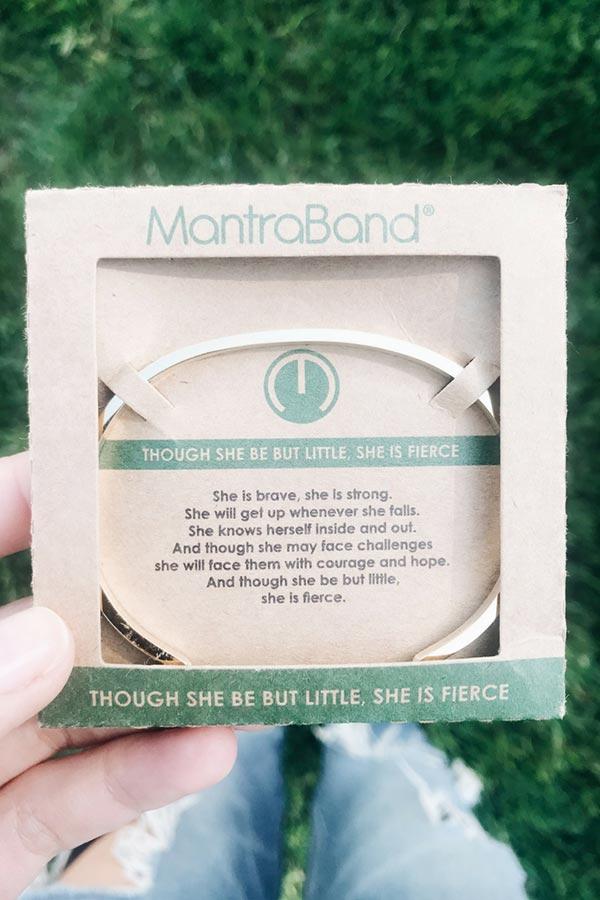 mantraband packaging