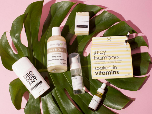 the wellness kit self care products