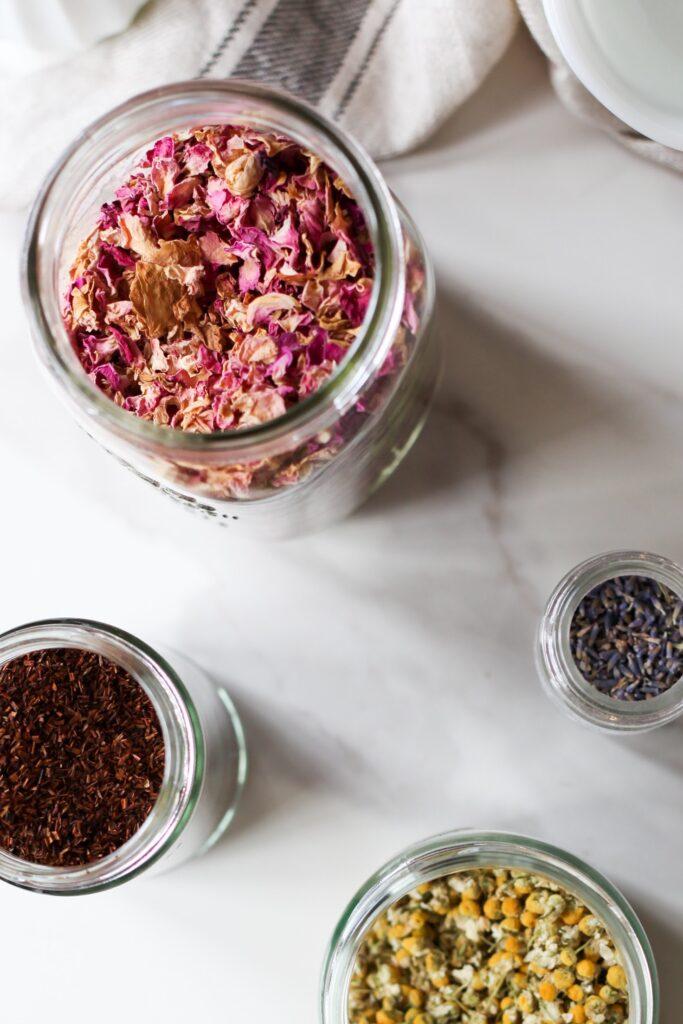 loose leaf tea recipes