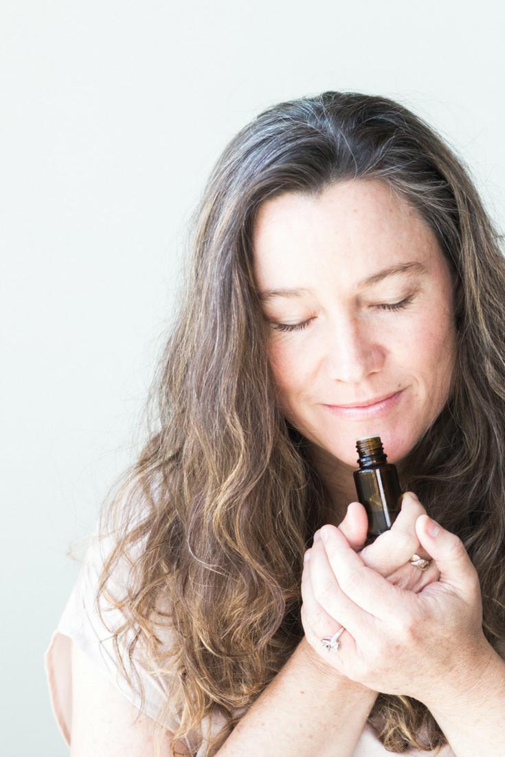 Essential Oils and Spiritual Self Care