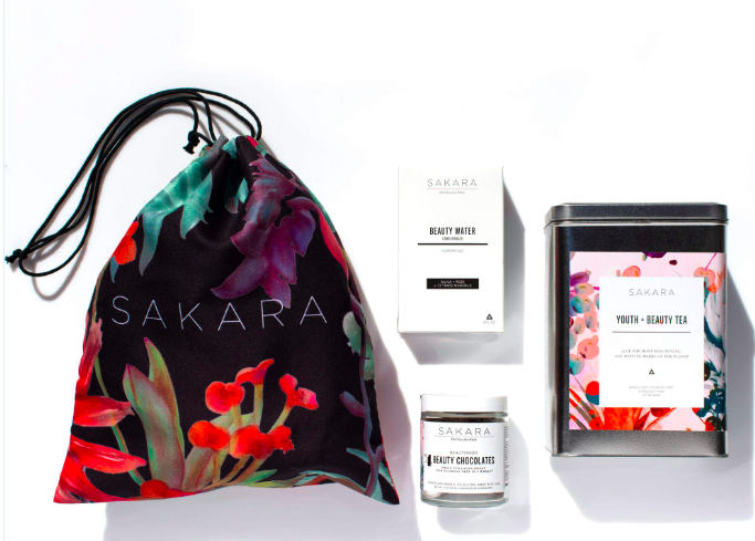 Sakara Beauty Collection