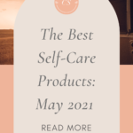 Summer self-care products