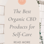 The best organic CBD products