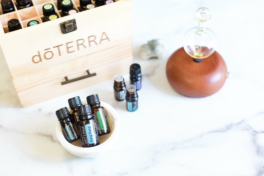 doterra essential oils kit