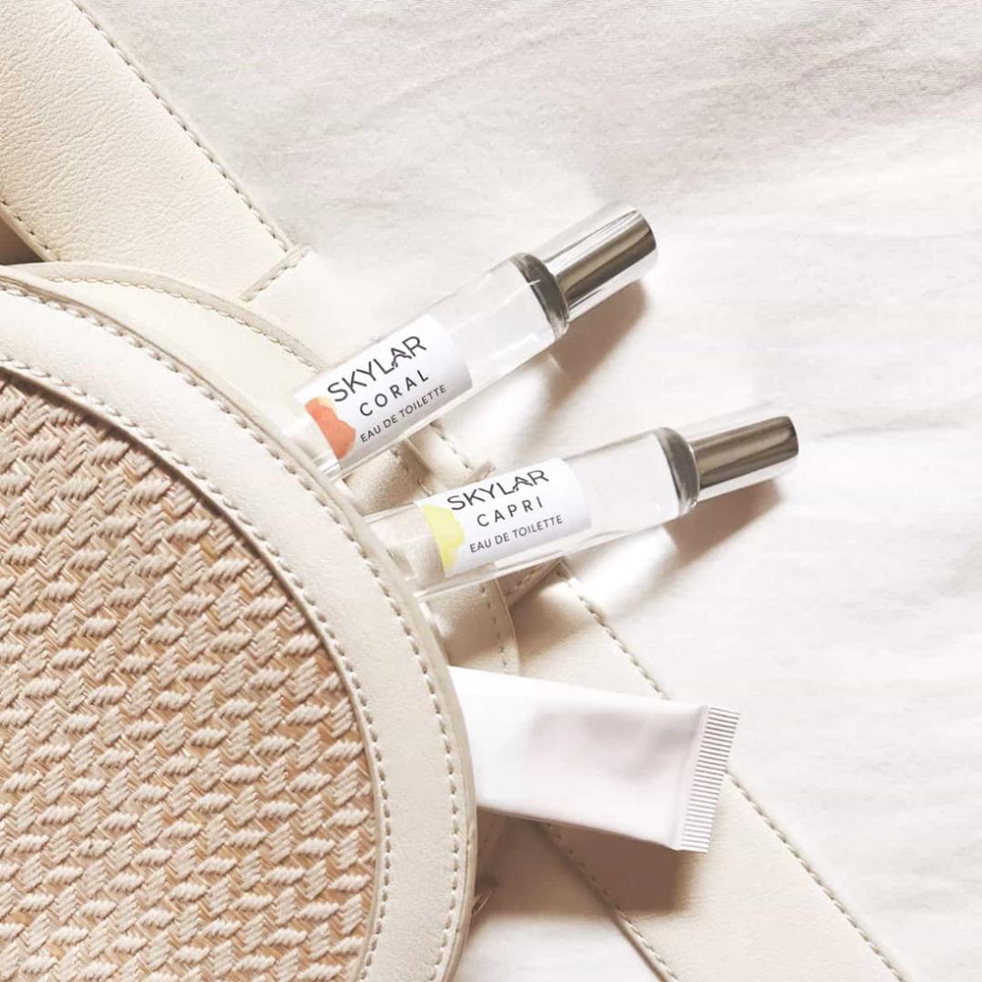 skylar clean perfume