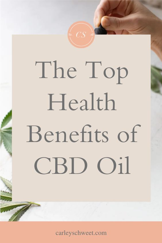 Top CBD Benefits
