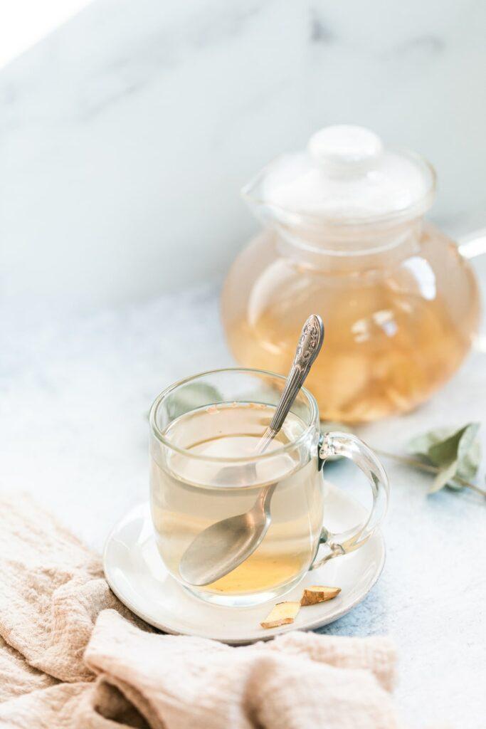 tea for breastfeeding must haves