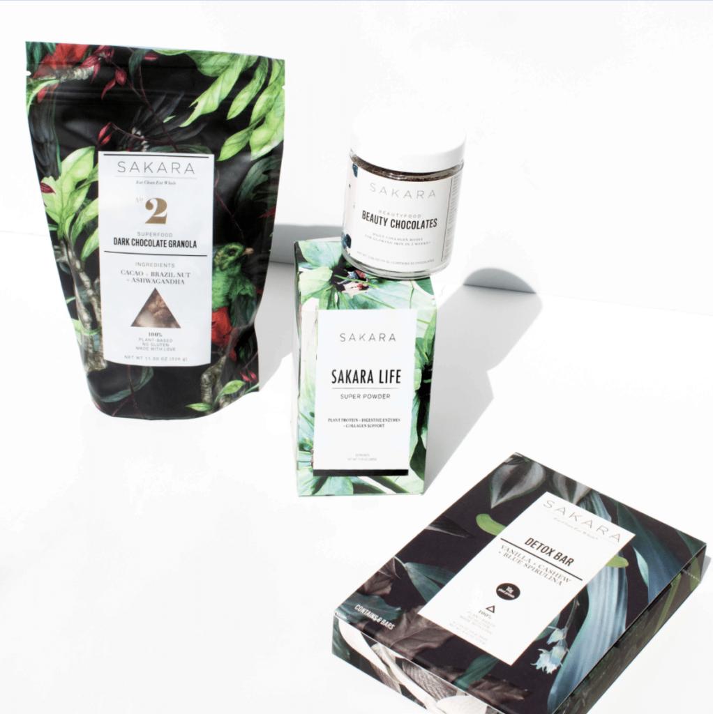 sakara best sellers pack