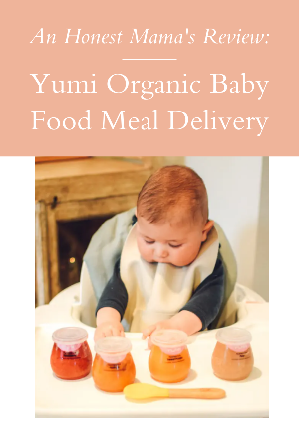 An honest mama's review of baby food