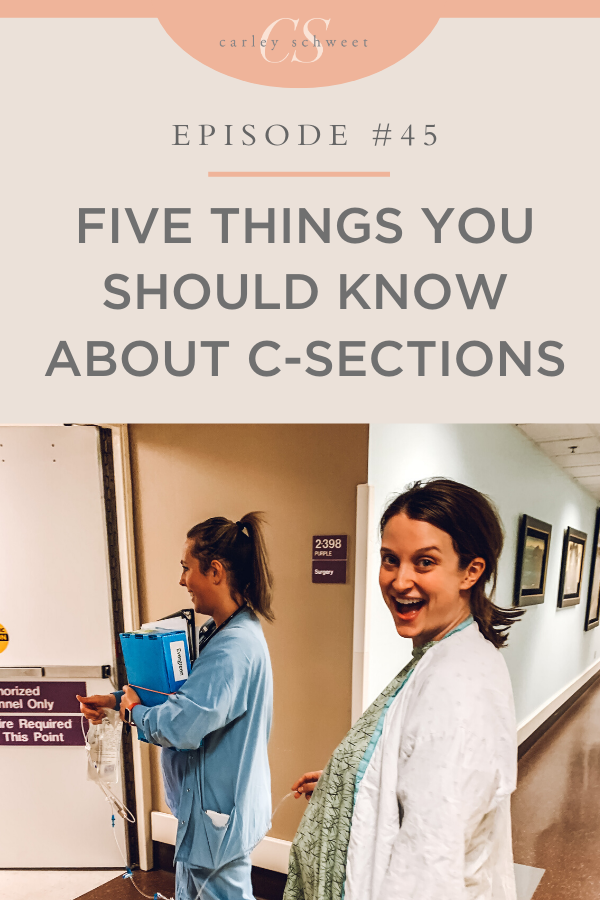 What to know about labor and delivery c-section