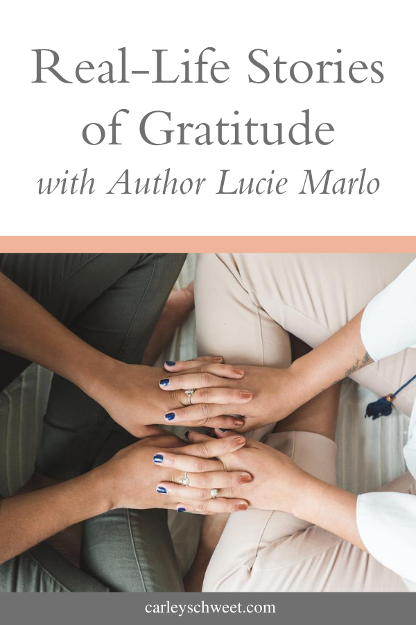 Gratitude stories from Author