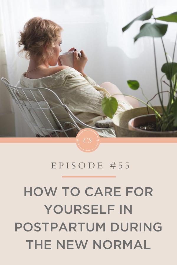 Postpartum self-care plan