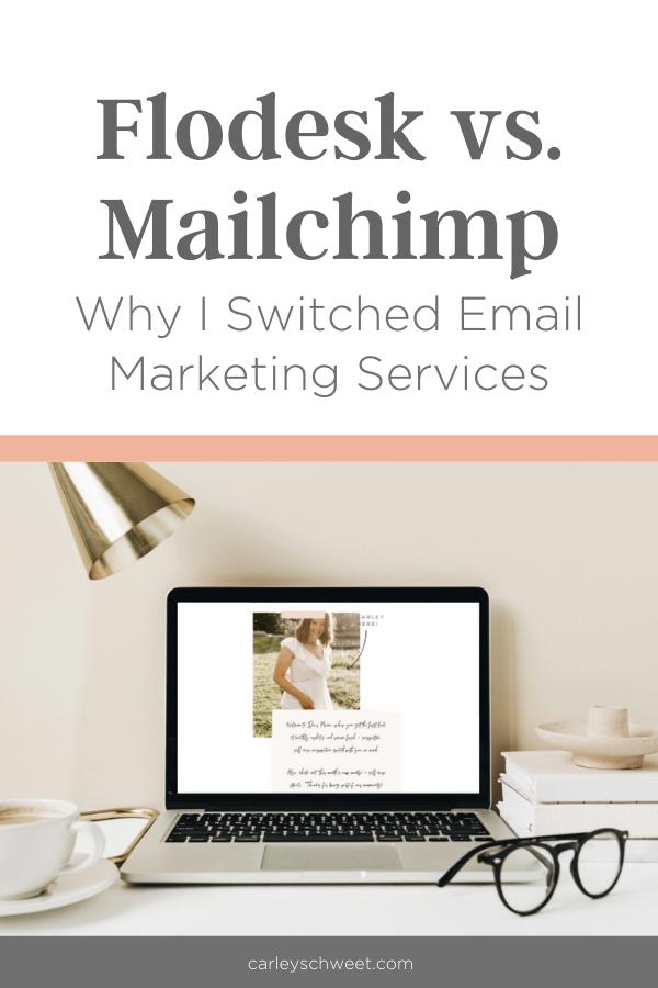 FloDesk vs Mailchimp