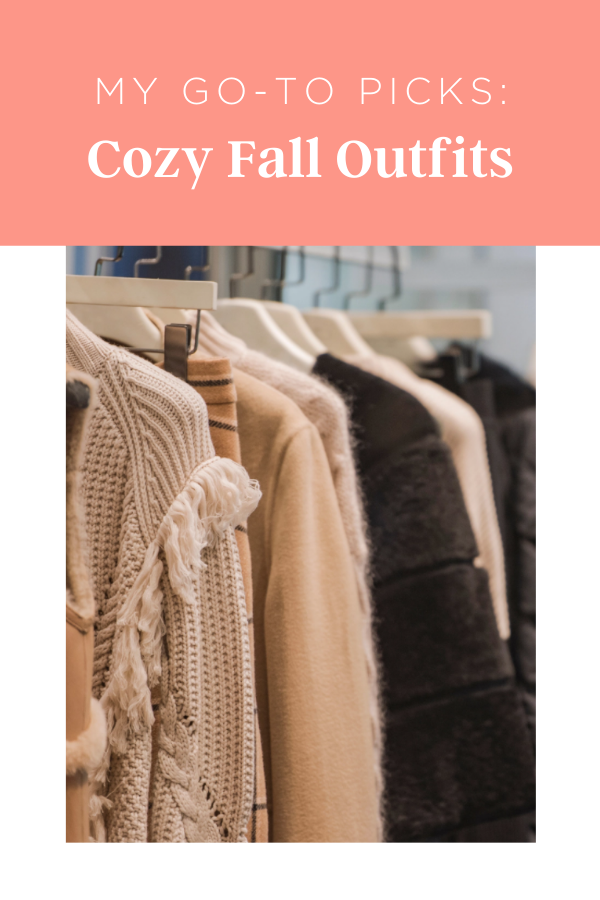 Cute and cozy fall outfit ideas