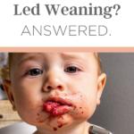 Baby led weaning explained