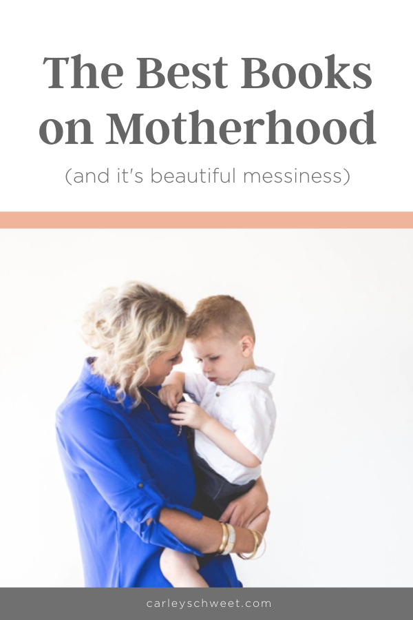 The best books on motherhood