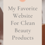 Beauty product website