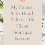 My honest Sakara Review