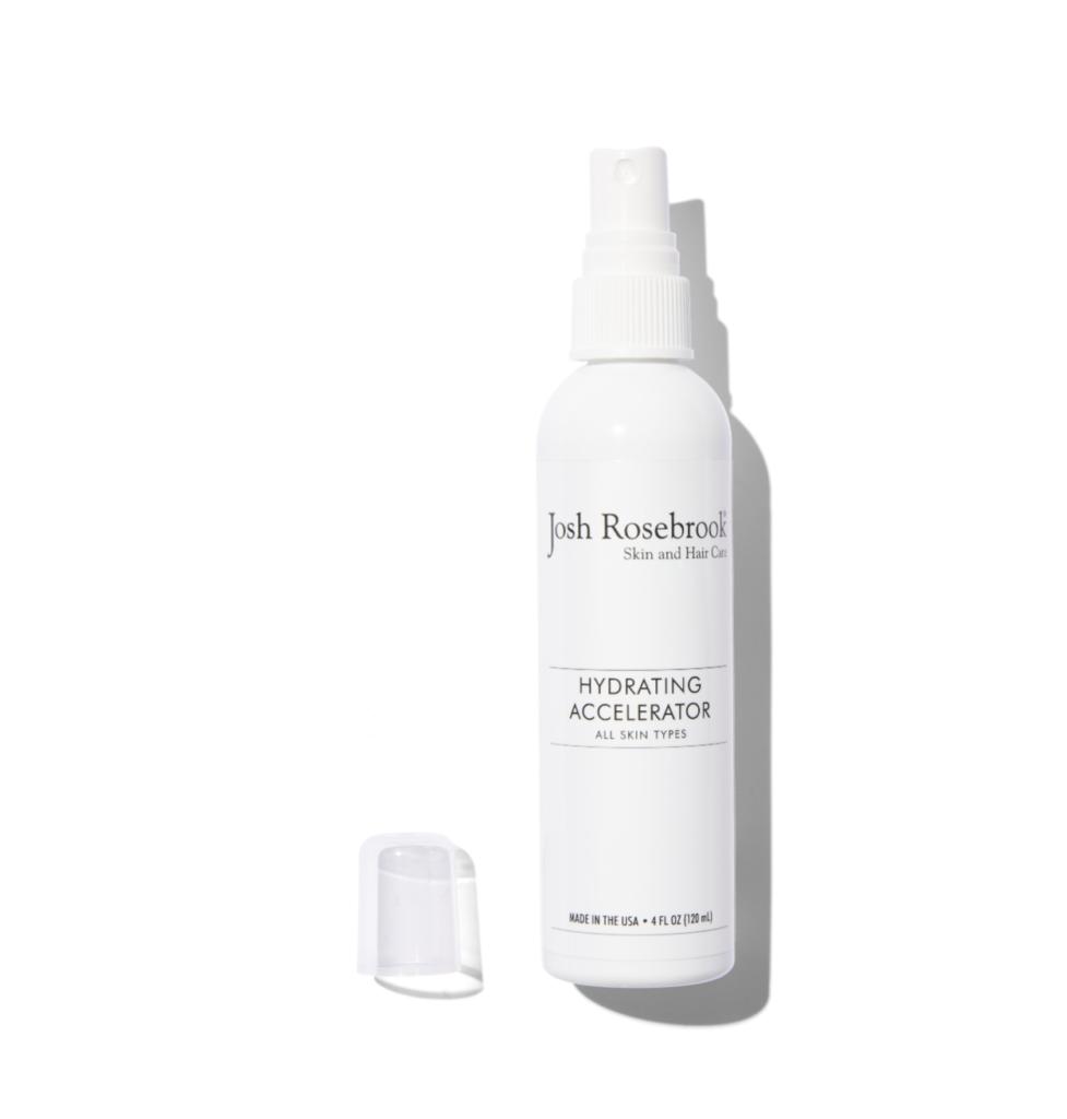josh rosebrook hydrating accelerator bottle